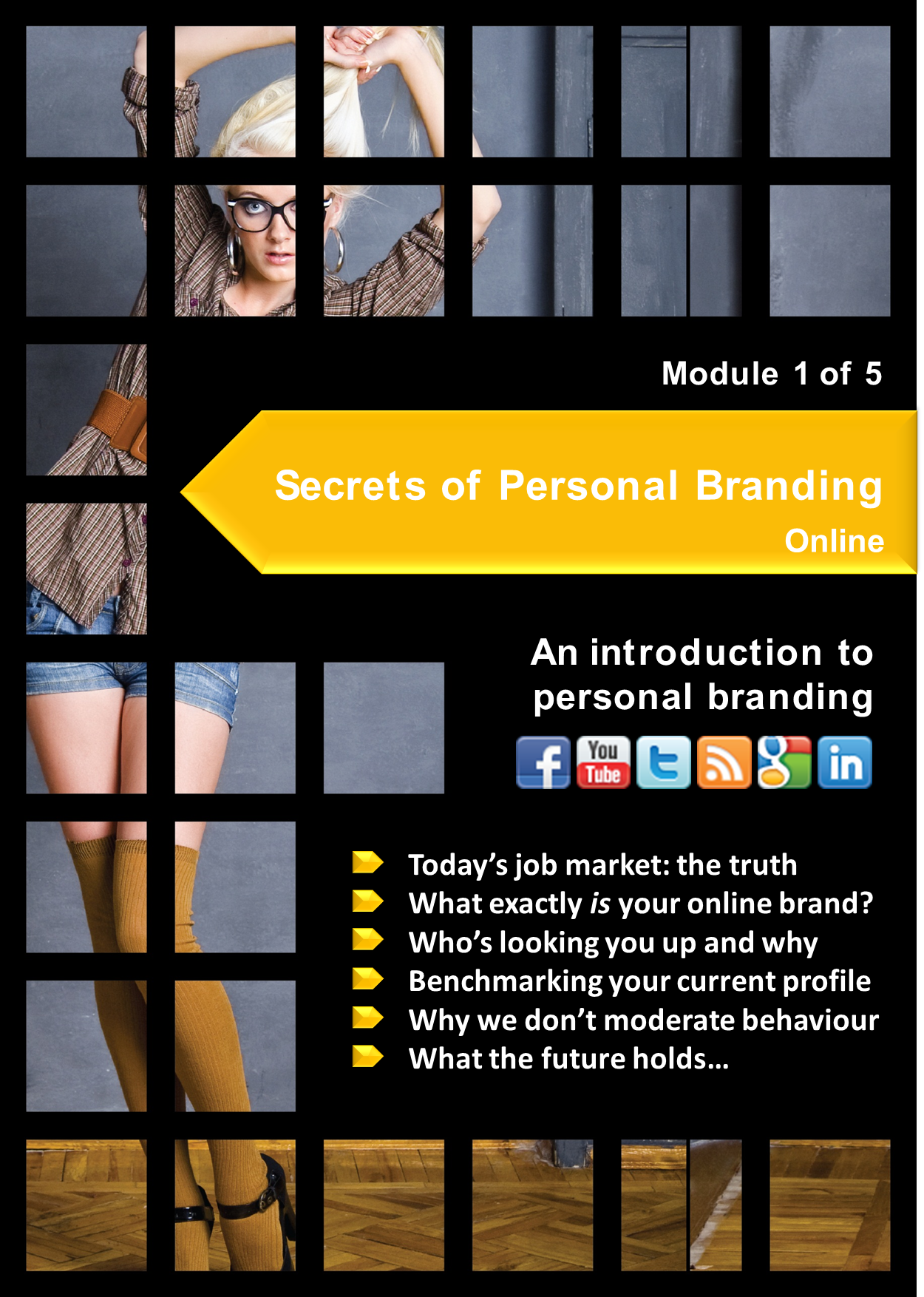 Secrets of Personal Branding Online course