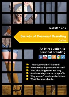 Secrets of Personal Branding Online course